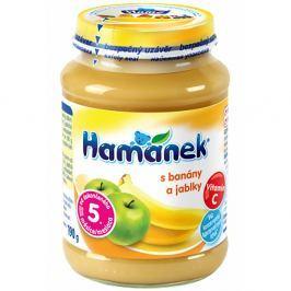 Kojenecká výživa s banány a jablky 190 g