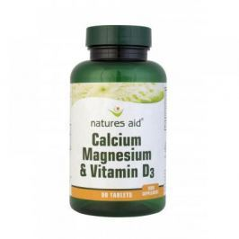 Vápník Hořčík + Vitamin D3 - 90 tobolek