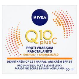 NIVEA Energizující krém Q10 proti vráskám 50 ml
