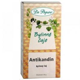 DR. POPOV Antikandin čaj 50 g