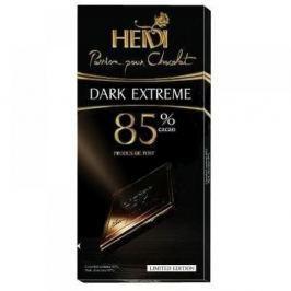 Čokoláda HEIDI Dark Extreme 85% 80 g