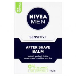 NIVEA MEN balzám po holení pro citlivou pleť Sensitive 100 ml