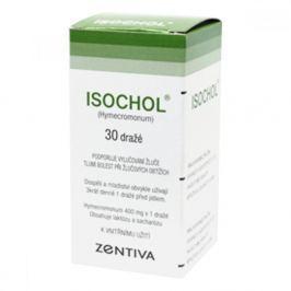 ISOCHOL 30X400MG Obalené tablety