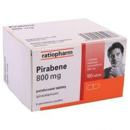 PIRABENE 800 MG 100X800MG Potahované tablety