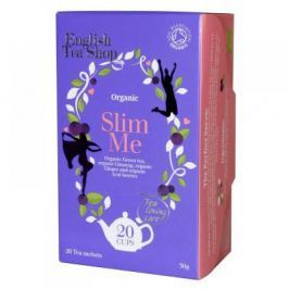 English Tea Shop Bio wellness Hubnutí 20 nálevových sáčků