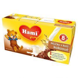 Hami mlíčko s kaší 500 ml Kakao