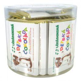 Lékárenská čokoláda dětská 20g 30+3 zdarma