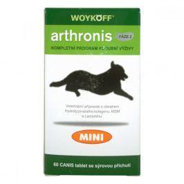 Arthronis mini fáze 2 CANIS sýrová příchuť 60tbl