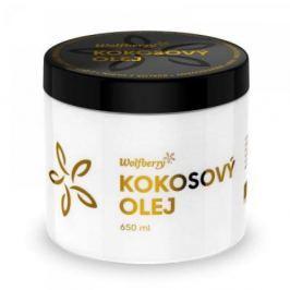 WOLBERRY Kokosový olej 650 ml