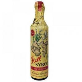 Kitl Syrob Zázvorový 500 ml - sirup pro přípravu domácích limonád