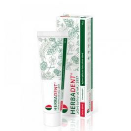 Herbadent Parodontol bylinný gel na dásně 35 g