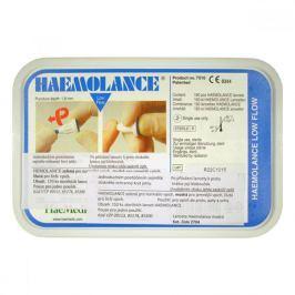Lancety Haemolance 100ks-dětské (modré) 2704