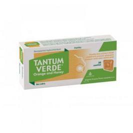 TANTUM VERDE orange and honey ORM pastilky 20x3 MG