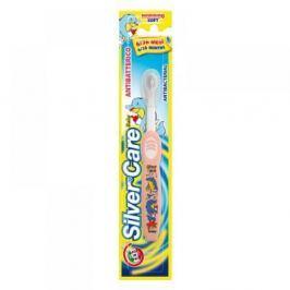 SilverCare Dětský zubní kartáček 6 - 36 měsíců měkký 1 ks