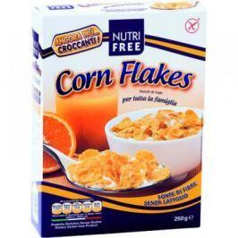 NUTRIFREE Bezlepkové kukuřičné vločky 250 g