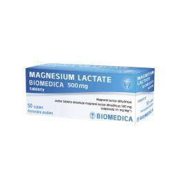 Magnesium Lactate Biomedica 500 mg tablety