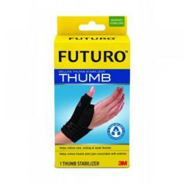 Futuro Bandáž na palec S-M, černá barva