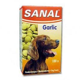 Sanal Garlic česnekový dosp. pes 100 tbl a.u.v. 05320