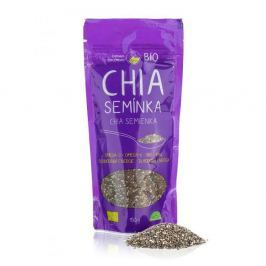 Empower Bio Chia semínka 150 g + Dárek ES Bio Meruňková jádra sladká 100 g