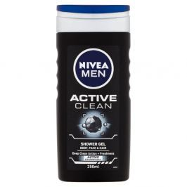 NIVEA MEN sprchový gel Active Clean 250 ml