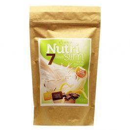 NUTRICIUS NutriSlim Banán Čokoláda 7 days 280 g