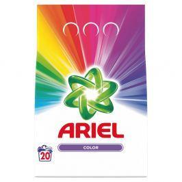 Ariel prášek Color & Style 1,5 kg - 20 pracích dávek
