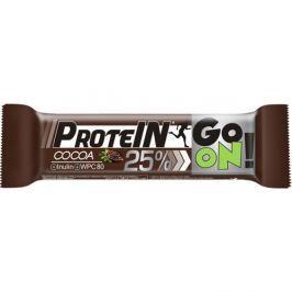 VIESTE GROUP GO ON! Proteinová tyčinka s příchutí kakaa 50 g