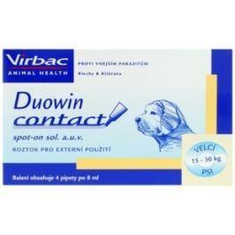 Duowin contact L spot-on a.u.v.sol. 4x8ml