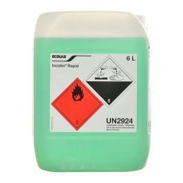 INCIDIN Rapid dezinfekční přípravek 6 litrů