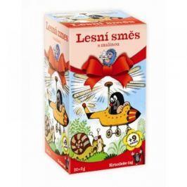 Apotheke Krtečkův čaj Lesní směs s malinou 20x2g