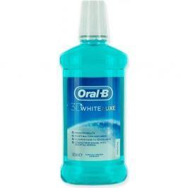 Oral B ústní voda 3D White LUXE 500 ml