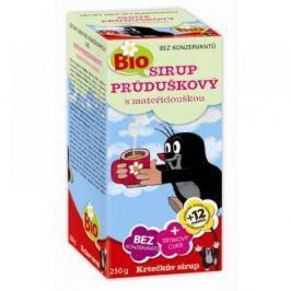 Mediate Krtečkův sirup Průduškový s mateřídouškou Bio 250 g
