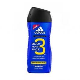 Adidas 3in1 Sport Energy Sprchový gel 400ml