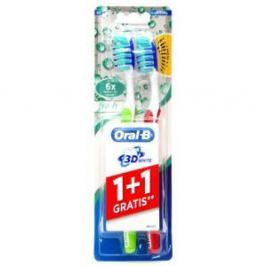 ORAL-B Toothbrush 3D Fresh 2 kusy