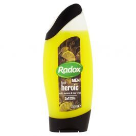 Radox Men Lemon Tea Tree sprchový gel 250 ml