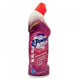 Q POWER WC čistič Exotic 750 ml