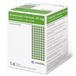 FARMAX Omeprazol 20mg tobolky 14 x 20mg