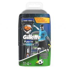 GILLETTE Fusion PROGLIDE FlexBall holící strojek + náhradní hlavice 3 ks