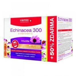 CEMIO Echinacea 300 s vitamínem C 60 + 30 tobolek