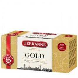 TEEKANNE Černý čaj Gold 20x2 g