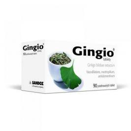 GINGIO TABLETY 90X40MG Potahované tablety