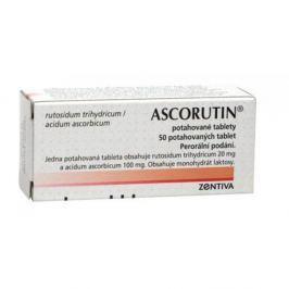 ASCORUTIN 50 Potahované tablety