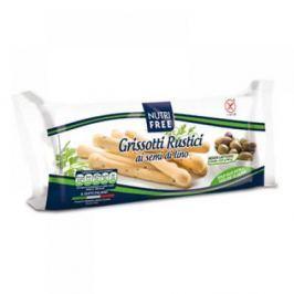 NUTRIFREE Celozrnné tyčinky S lněným semínkem bez lepku 100 g