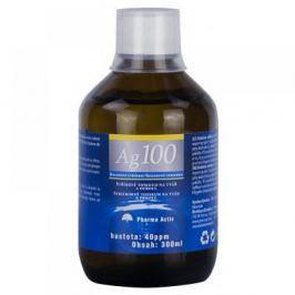 Aurum Koloidní stříbro Ag100 (40ppm) 300 ml