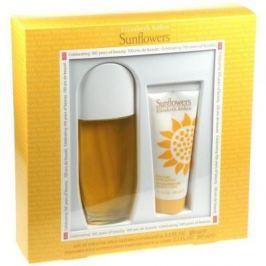 Elizabeth Arden Sunflowers Toaletní voda 100ml Edt 100ml + 100ml tělové mléko