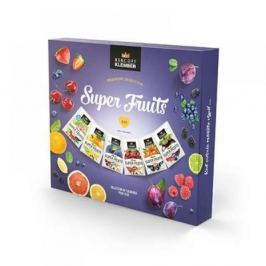 BERCOFF KLEMBER Super Fruits kolekce 6 x 5 sáčků