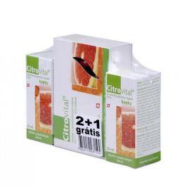 Herb Pharma Citrovital 2x 25 ml kapky + Citrovital 30 kapslí