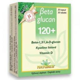 NATURES Beta Glucan 120+ 30 tobolek