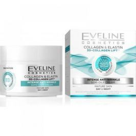 EVELINE Collagen & Elastin Denní a noční krém 50 ml