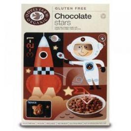 Doves Farm BIO Čokoládové hvězdičky bez lepku 375 g